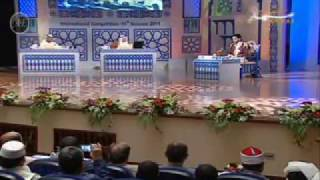 The Final Result For Best Voice Recitation_ 2011 Quran Competition must  watch it