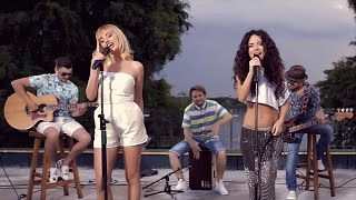 Клип Alexandra Stan - We Wanna (live) ft. INNA