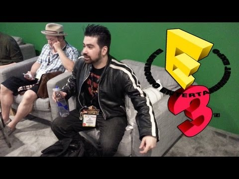 Angry Joe Returns from E3 2013!