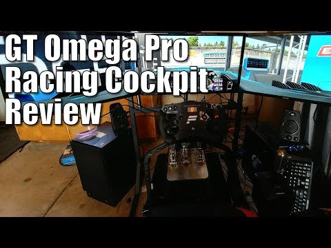 GT Omega Pro Racing Cockpit Review