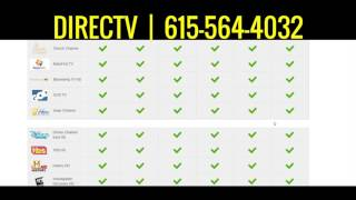 DIRECTV Packages and Channels | 615-564-4032 |  Nashville TN