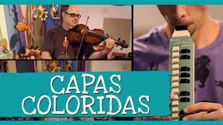 Capas Coloridas (Camaleão)