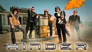 Watch Hinder Loaded  Alone video