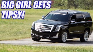 Doing BAD Things With A BIG GIRL! Escalade Gets Upgrades Then Takes On Something She Shouldn't!