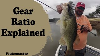 In the Truck Again - Fishing Reel Gear Ratios Explained