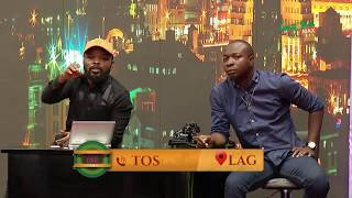 MC LIVELY ON THE NIGHT SHOW WITH NEDU
