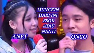 Download lagu MUNGKIN HARI INI ESOK ATAU NANTI - ANET Feat BETRAND PETO
