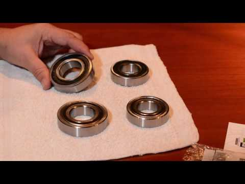 Maytag Neptune Washer Bearing Replacement - Counterfeit & Sub-Quality Manufacturing
