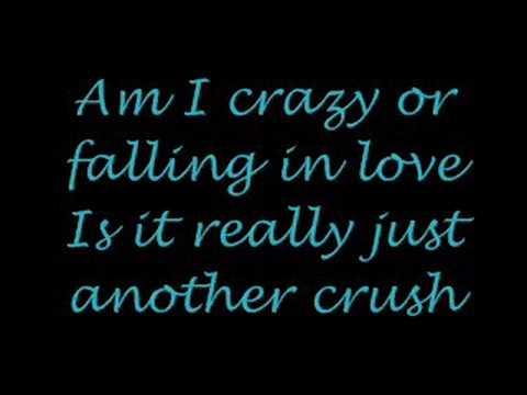 Crush - David Archuleta (with lyrics)