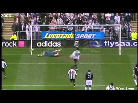 Shola Ameobi - All 79 goals for Newcastle