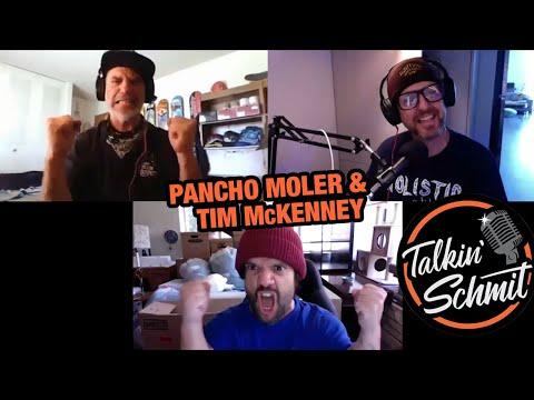 Talkin' Schmit Ep. 85: Pancho Moler & Tim McKenney Reunion