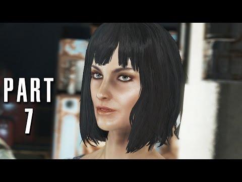 Fallout 4 Walkthrough Gameplay Part 7 - Nick Valentine (PS4)