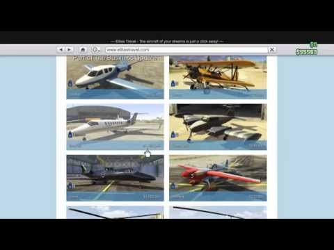 GTA 5 Next Gen ALL THE NEW AIRCRAFT NEW AIROPLANES. JETS. CHOPPER HELICOPTER REVIEW  XBOX ONE PS4