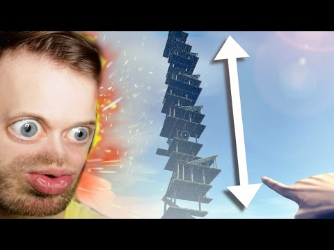 MAN BUILDS WORLDS TALLEST RAFT THEN LOSES IT ALL!! | Raft Gameplay - Part 3