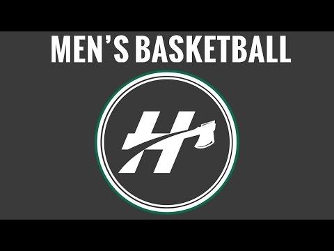HU Men's Basketball vs. Mount Vernon Nazarene University