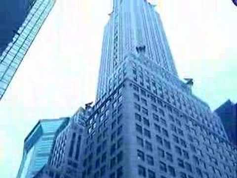 NYC Chrysler building