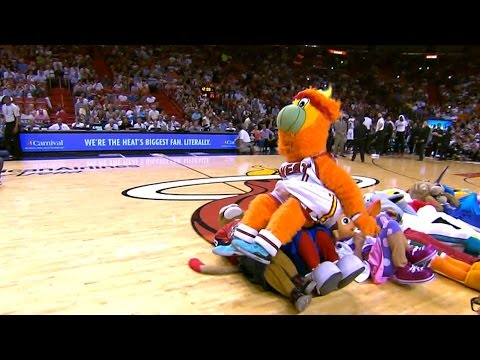 Funniest Moment Of The Year -- The Starters