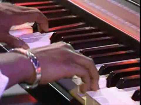 Patrice Rushen piano solo ('88 Montreux Jazz Festival)