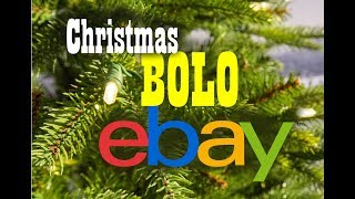Christmas BOLO's You Can Find Now - eBay Reselling