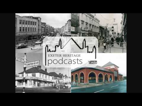 Exeter Heritage Podcast Pre Promo 1
