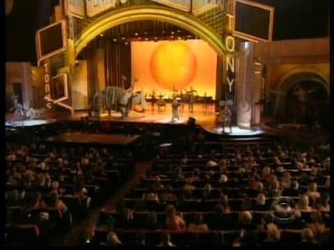 Opening of the 2008 Tony Awards - Circle of Life