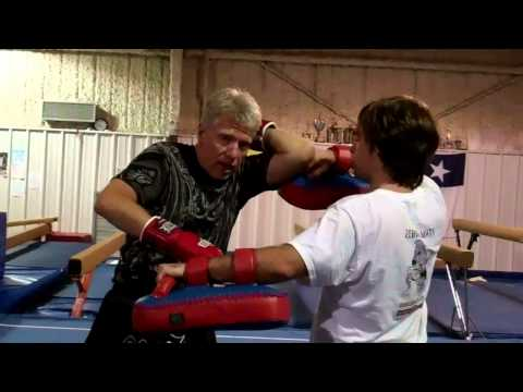 Thai Boxing Drills Image 1