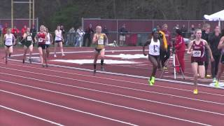 2014 Women's T&F A-10 Outdoor Championship
