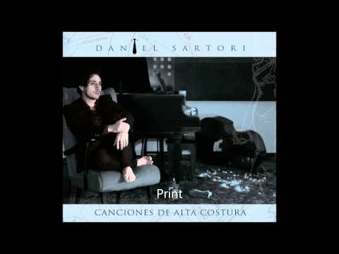 ALTA COSTURA - Daniel Sartori - Canciones de Alta Costura (2014)