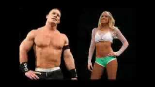 John Cena & Kelly Kelly Love