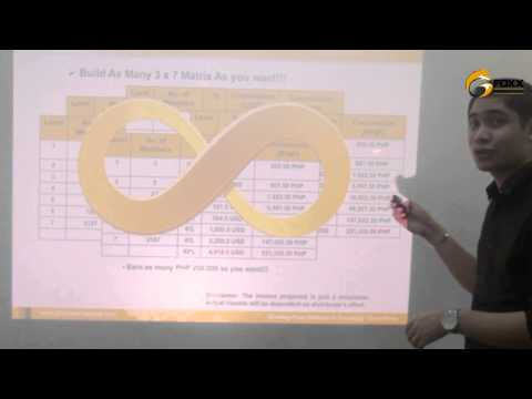 GFOXX Multiple Streams of Income Plan by VP/Co-Founder Johner Fernandez