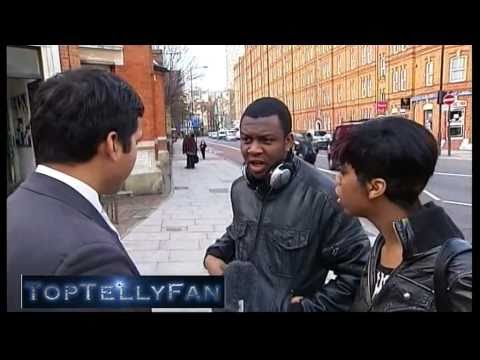 Woman thinks Big Society is about obesity (Channel 4 News, 14.2.11)