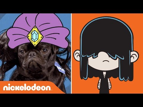 The Loud House | 'Puppy Predictions' The Pug House Ep. 2 | Nick