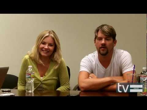 Happy Endings Season 3: Elisha Cuthbert & Zachary Knighton