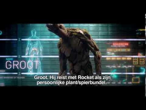 Guardians of the Galaxy | Maak kennis met Groot | Official Trailer HD