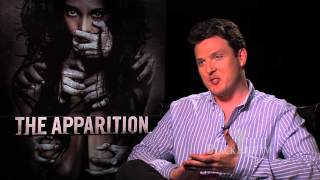 The Apparition - The Apparition director talks about the loss of director Tony Scott