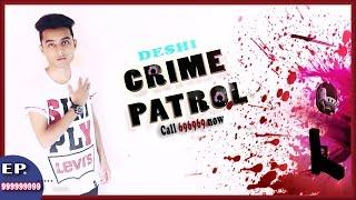 Crime Patrol - ক্রাইম প্যাট্রোল (Bengali) - Ep999999999++++|| by Deshi Toons