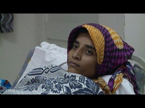 Yemen refugees flee to Djibouti