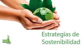 Estrategias de sostenibilidad