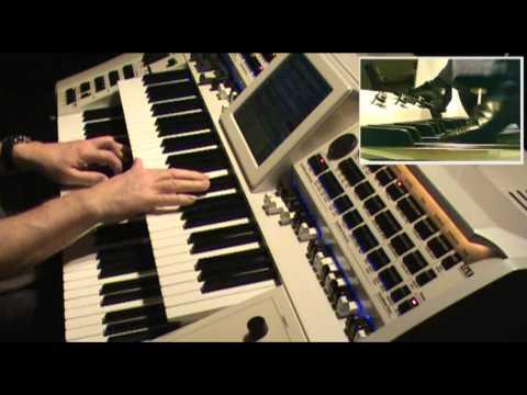 A James Last Medley | on Wersi Scala
