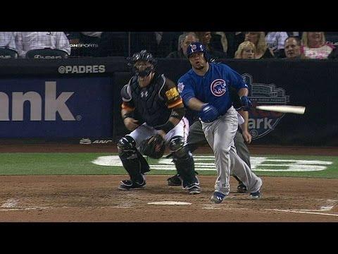 CHC@SD: Castillo's broken-bat single plates one