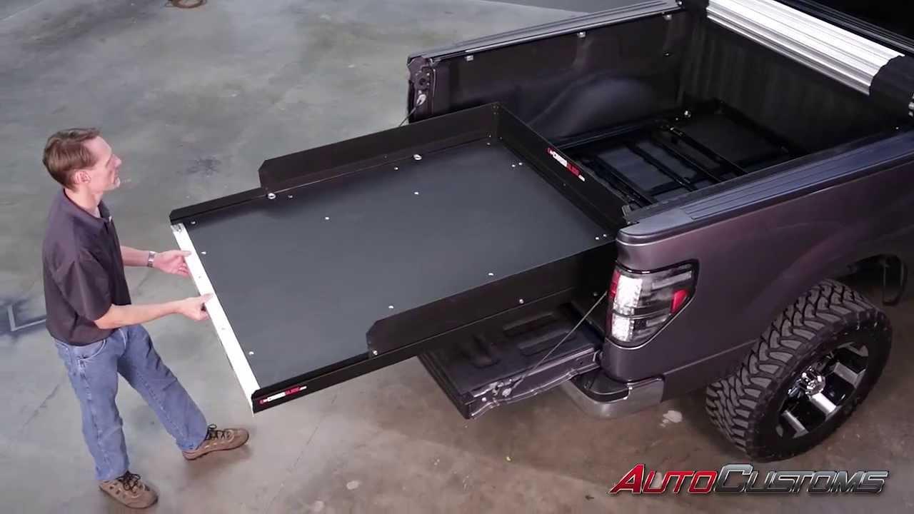 Cargo Glide Cg1500xl Bed Slide Review Autocustoms Com