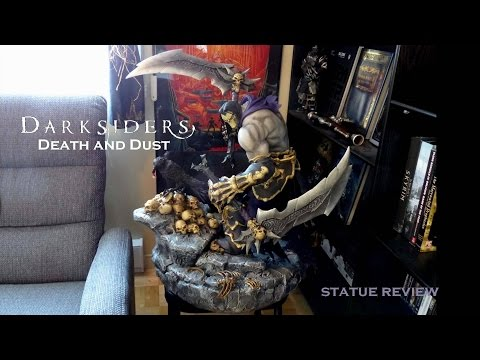 Darksiders Death and Dust statue by Project Triforce  Review