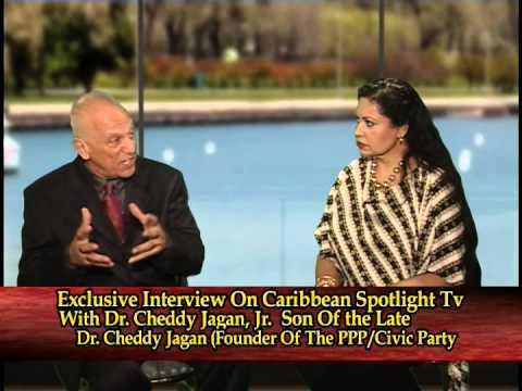 CARIBBEAN SPOTLIGHT TV (NY) INTERVIEW WITH DR. JOEY JAGAN
