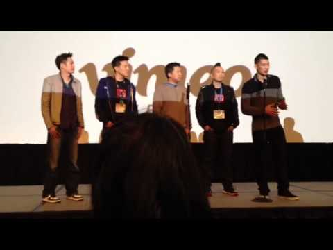 Linsanity Movie SXSW Q&A with Jeremy Lin and director Evan Jackson Leong Part 1