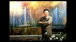 North Korean Song: The General is the Banner of Victory