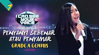 Penyanyi Sebenar Atau Penyamar Grade A Genius Icsyvmy