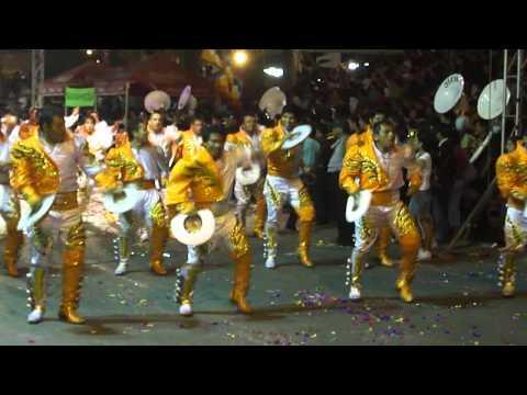 Carnaval Arica con la Fuerza del Sol 2011 Caporales Mojjsa Uma