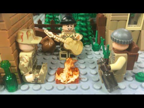 S.T.A.L.K.E.R - Лего мультик 3 серия / Lego cartoon