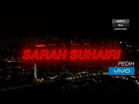 BIG STAGE week 1    sarah Suhairi-Pedih