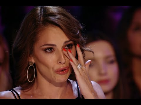 Cheryl Cole and Simon Cowell Cried After The Emotional Audition of Josh Daniel